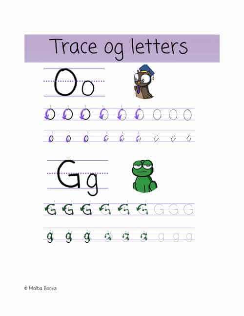 OG letters 500 v low.