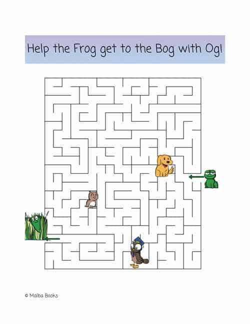 maze OgAct